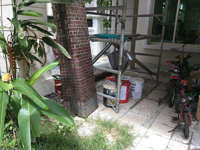 Anson Construction - Handyman Service Singapore